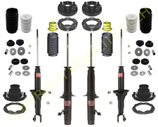 KYB EXCEL-G GAS SHOCKS MOUNTS & BOOTS 90-97 HONDA ACCORD 97-99 ACURA CL FULL KIT
