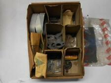 *USED* BOX OF MISCELLANEOUS LAWNMOWER PARTS   -20C5
