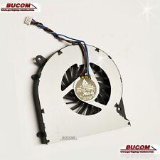 Ventilador de radiador para Toshiba Satellite c850 c855 c870 c875 l850 l870 4 fan pin