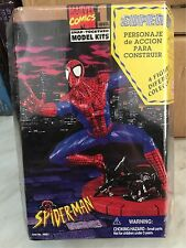Marvel Comic Snap Together Model Kits Spider-Man Ref 48651, Nueva