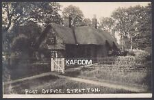 More details for micheldever, hants. east stratton. post office, stratton. c1906 real photo pc