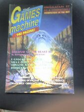 THE GAMES MACHINE 46 Ottobre 1992 XENIA no zzap SHADOW OF THE BEAST 3 KYRANDIA