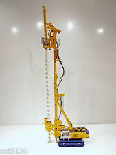 Bauer BG40 Drilling Rig - 1/50 - Brami #25009 - Brand New