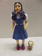 Vintage Turner Wizard Of Oz Dorothy And Toto Figure