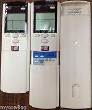 Original Fujitsu  Air Conditioner  Remote Control   AR-DL3   ARDL3