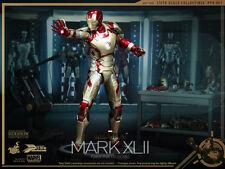 Hot Toys 1/6 Iron Man Mark XLII Power Pose 902017 / PPS 001 Figure New Sealed