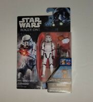 "Star Wars: Rogue One ""Imperial Stormtrooper"" 3.75"" Action Figure Hasbro 2016!"