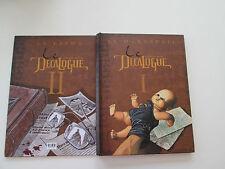 LE DECALOGUE ALBUM DOUBLE T1/T2 TTBE LE MANUSCRIT LA FATWA