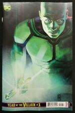 Year Of The Villain #1 Alex Maleev Lex Luthor 1:250 Variant Cover NM