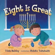 Eight Is Great by Tilda Balsley Book The Cheap Fast Free Post