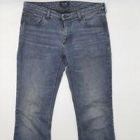 Armani Jeans W28 L32 grau Damen Designer Denim Jeans Hose Retro Mode Italien VTG