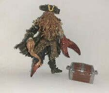 "Disney Pirates of the Caribbean Davy Jones 4"" Action Figure"