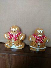 Salt N Pepper Gingerbread Men