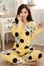 Brand New Japan Mori Style Cartoon Mickey Mouse Pajamas Sleepwear PJ Set S