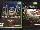 XBOX : mortal kombat deadly alliance