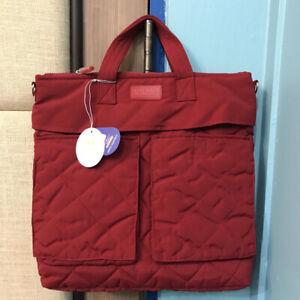 NaRaYa Women Multi -Color Cotton Quinted Handbag Shoulder Bag Water Repellent