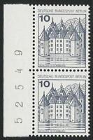 Berlin aus 1977 ** postfrisch MiNr.532 mit Bogenrandnummer - Schloss Glücksberg!