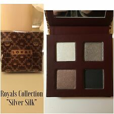 LORAC The Royals Collection Eyeshadow Palette Quad in SILVER SILK - LE - BNIB!