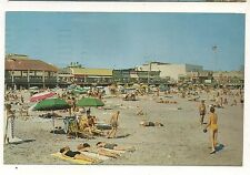 Blue Skies and Sunny Sands OCEAN CITY NJ Vintage New Jersey Shore Postcard