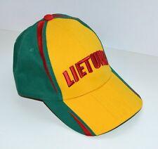 Lithuanian Sports Fans Baseball Cap