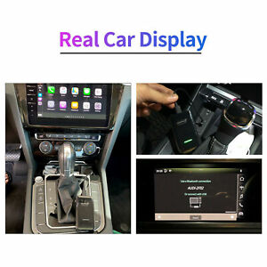 Wireless Carlinkit V2.0 Bluetooth USB Activator For Car With OEM Wired CarPlay