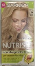 Garnier Nutrisse Nourishing Hair Color Creme 90 Light Natural Blonde Macadamia