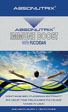 Immune Boost Fucoidan Brown Seaweed Antioxidant 500mg topical patch Absonutrix