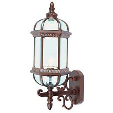 Design House 506154 Gateway Collection Outdoor Uplight Rubbed Bronze Finish