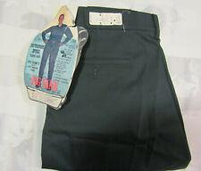Vintage 1960's Nwt Big Yank Work Pants 34 X 31 Mens Green Deadstock Celanese