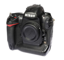 Nikon D3 12.1 MP SLR-Digitalkamera - Schwarz (Nur Gehäuse) #2092236