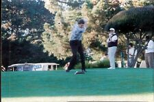 "Original Phil ""Lefty"" Mikelson PGA Golf 4x6 Dobbins Color Photo"