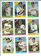 2015 Topps Heritage High Number PICK-A-CARD 501-700 Stars RCs Correa Gallo +++