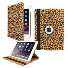 Carcasas, cubiertas y fundas marrón de piel para tablets e eBooks Apple