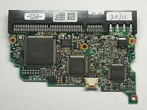 PCB from IC35L040AVVA07-0; PN 07N8137; MLC H32636; PCB label 07N9100 H69144