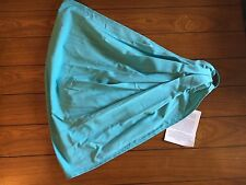 New Handmade USA Baby Wrap Ring Sling Baby Carrier Maya Turquoise Blue 4
