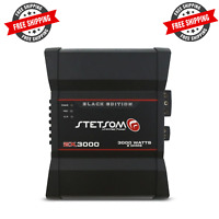 Stetsom EX3000  AMPLIFIER BLACK EDITION 3000 WATTS RMS 2-OHM MODEL FREE SHIPPING