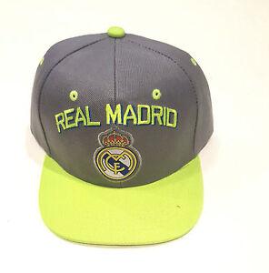 Real Madrid FC football Adjustable Cap Offically Licensed F&C  FIFA IFFHS