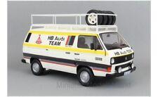#30023 - Premium ClassiXXs VW T3 - HB Audi Team - Kastenwagen - 1980 - 1:18
