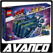 LEGO Movie 2 The Rexcelsior! 70839 Blue Raptor Emmet Rex Spaceship BRAND NEW