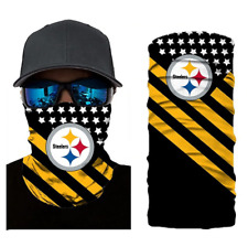 PITTSBURGH STEELERS-FACE & GAITER-NECK-SCARF
