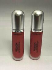 Revlon Ultra HD Matte Lip Color 0.2 oz 2pk