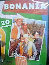 Bonanza Classics: 20 Episodes (DVD, 2010, 2-Disc Set) Lorne Greene WORLD SHIP