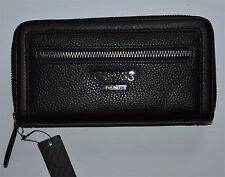 Brand New Guess Women's Wallet AERIAL SLG Black P6448599