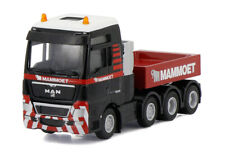 Mammoet - MAN TGX XXL 8x4 Tractor - Cab Only 1/87 HO Scale Die-cast MIB