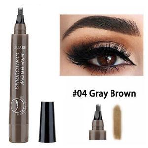 3 D Tattoo Augenbrauen Stift Microblading wasserresistent- 5 verschiedene Farben