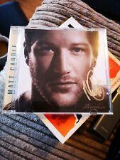 Matt Cardle : Porcelain CD (2013) *** Signed ***