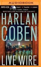 Myron Bolitar: Live Wire 10 by Harlan Coben (2014, MP3 CD, Unabridged)