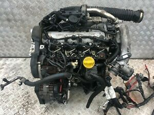 RENAULT MEGANE MK3 2008-2012 1.9 DCI DIESEL COMPLETE ENGINE F9Q872