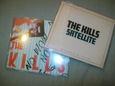 The Kills          **PROMO CD LOT**           Satellite  --  No Wow