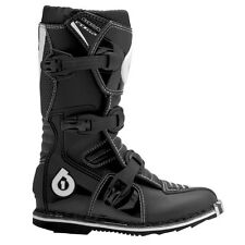 NEW 661 SIXSIXONE COMP YOUTH BOOTS MX OFF-ROAD KIDS BOOTS BLACK SIZE 5 $109.99